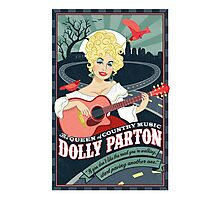 Dolly Parton Photographic Print
