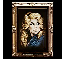Dolly Parton Framed Photographic Print