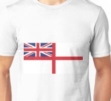 United Kingdom (Naval Ensign) Unisex T-Shirt