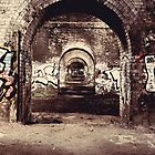City Arches, Manchester by RedPulse07