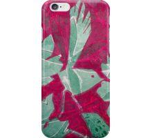 Hot Pink Paradise iPhone Case/Skin