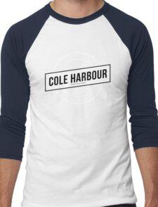 Cole Harbour White Men's Baseball ¾ T-Shirt