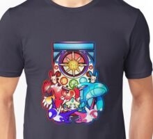 Ruby and Sapphire Unisex T-Shirt