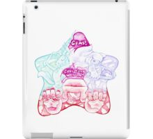 Gems!  Call Your Weapon! iPad Case/Skin