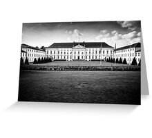 Bellevue Palace Greeting Card