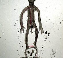 UNA IDEA SOBRE LA EVOLUCIÓN (an idea about evolution) by Alvaro Sánchez