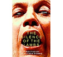 THE SILENCE OF THE LAMBS 4 Photographic Print