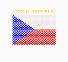 CZECH REPUBLIC, STAR Unisex T-Shirt