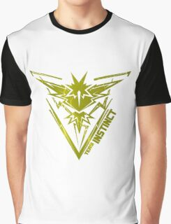 yellow team INSTINCT Graphic T-Shirt