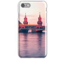 Oberbaum Bridge iPhone Case/Skin
