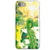 Adlerfarn iPhone Case/Skin