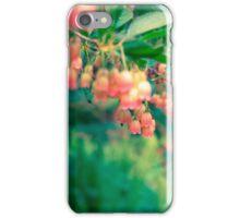 graceful flowers iPhone Case/Skin