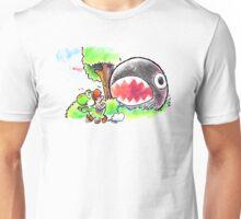 Run Yoshi run Unisex T-Shirt