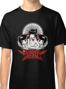 Baby Metal Cartoon Classic T-Shirt