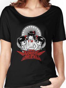 Baby Metal Cartoon Women's Relaxed Fit T-Shirt