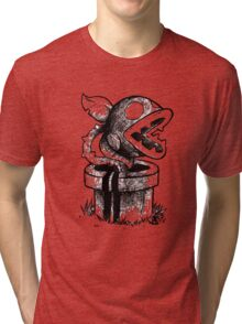 Piranha Tri-blend T-Shirt