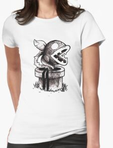 Piranha Womens Fitted T-Shirt
