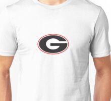 Georgia Bulldogs - UGA - University of Georgia Unisex T-Shirt