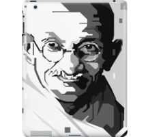 MAHATMA GANDHI iPad Case/Skin