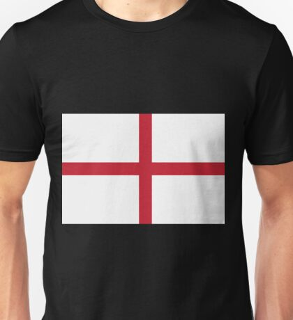 St George's Cross Unisex T-Shirt