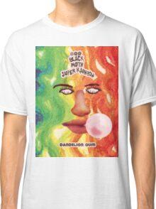 BLACK MOTH SUPER RAINBOW - DANDELION GUM Classic T-Shirt