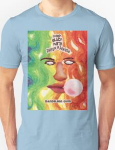 BLACK MOTH SUPER RAINBOW - DANDELION GUM Unisex T-Shirt