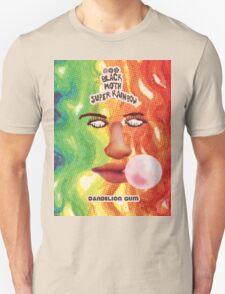 BLACK MOTH SUPER RAINBOW - DANDELION GUM Unisex T-Shirt