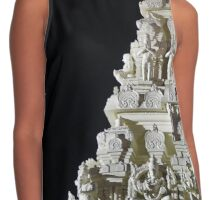 A Night at the Temple Contrast Tank