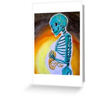 Pregnancy Greeting Card