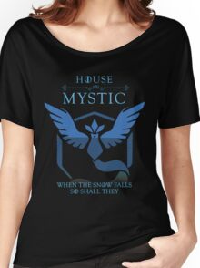 team mystic game of thrones T-shirt Women's Relaxed Fit T-Shirt