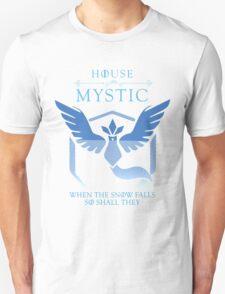 team mystic game of thrones T-shirt Unisex T-Shirt