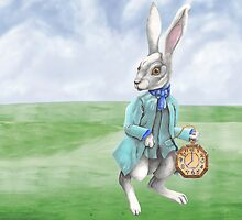 Follow the White Rabbit by ImogenSmid