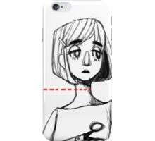 Snip iPhone Case/Skin
