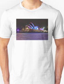 Cloudy Blue Sails T-Shirt