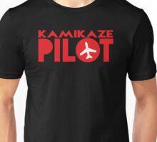 KAMIKAZE PILOT Unisex T-Shirt