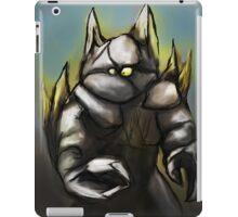 Rock Golem iPad Case/Skin
