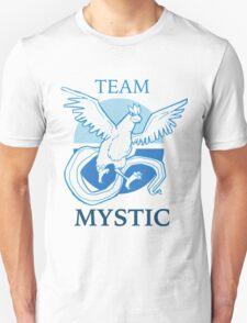 PKMNGO TEAM Mystic Alliance! Unisex T-Shirt