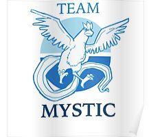 PKMNGO TEAM Mystic Alliance! Poster