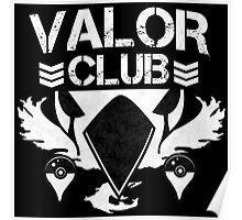 Valor Club Poster