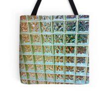 Leaded Glass Wall Tote Bag