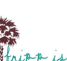 Fripp Island Sticker