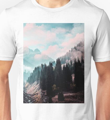 The Juxtaposed Creation #redbubble #lifetstyle Unisex T-Shirt