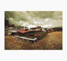 Abandoned 1959 Chevy Impala One Piece - Short Sleeve