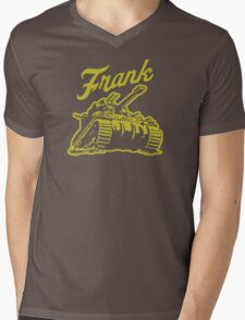 Frank the Tank Mens V-Neck T-Shirt