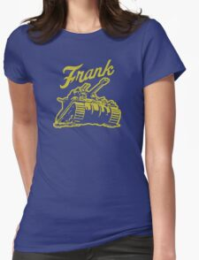Frank the Tank Womens Fitted T-Shirt