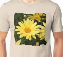 Just Call Them Mellow Yellow ~ Daisies Unisex T-Shirt