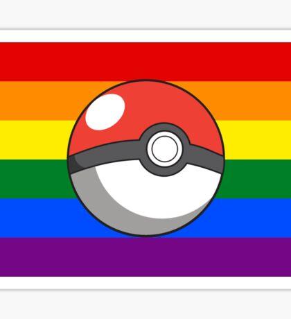 Gay Pokemon Sticker