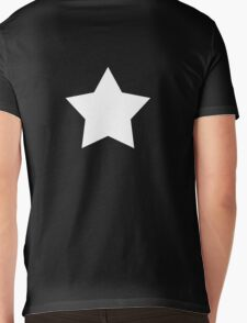 Black Rock Shooter Mens V-Neck T-Shirt