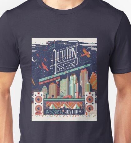 Austin City Limits Unisex T-Shirt