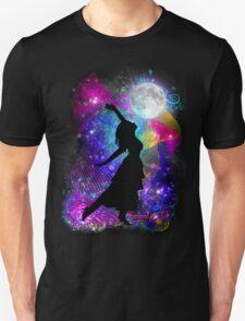 Moonlight Ritual Star Dancer  Unisex T-Shirt